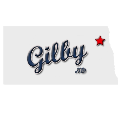 Gilby ND City website Logo